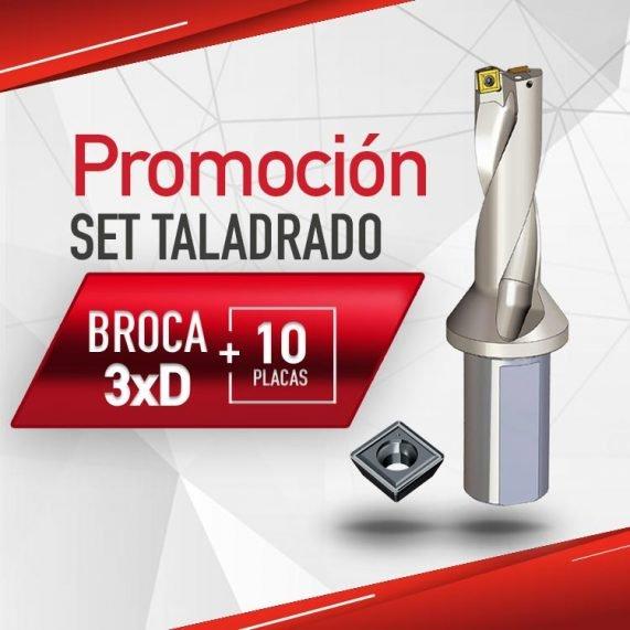 Promoción Set Taladrado